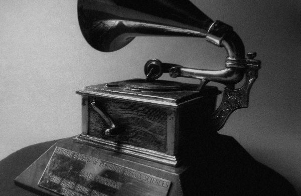 Klaus Voormann Grammy © C.Voormann